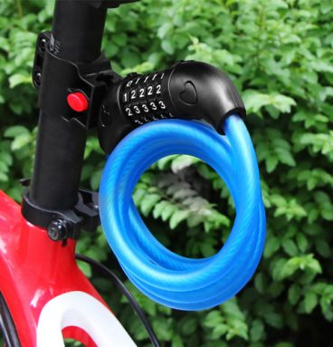 Anti-Theft Lock For Bicycle Code Lock