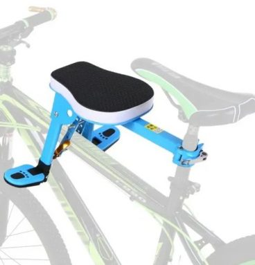 Safety Child Bicycle Seat With Pedals