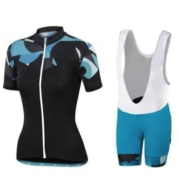 Cycling Suit – Lagoon
