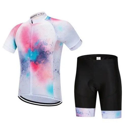 Cycling Suit - Smudge