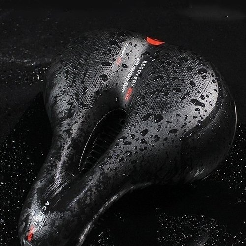 Breathable Universal Bike Seat With Tail Light