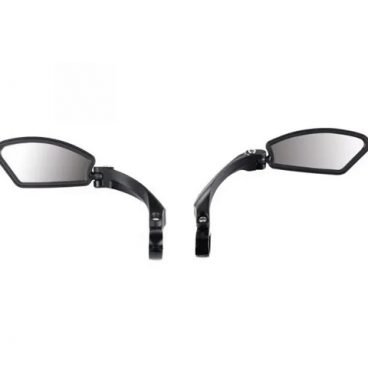 Foldable Rearview Mirror For Bicycle