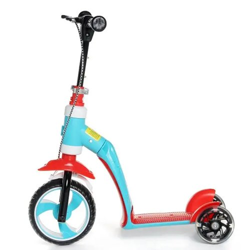 2 In 1 Multifunctional Kids Scooter