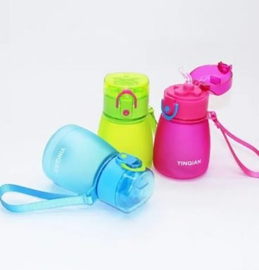 Water Bottle With Child Pipette