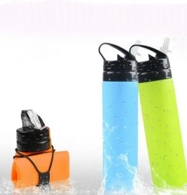 Sports Bottle Silicone