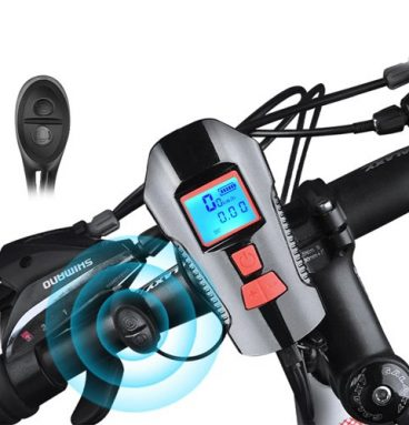 Multi-Functional Bicycle Light