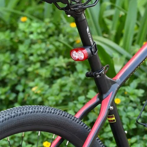 Bicycle Energy-Efficient LED Taillight