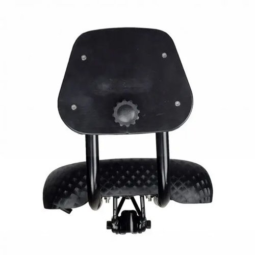 Comfort Bike Seat With Backrest Support