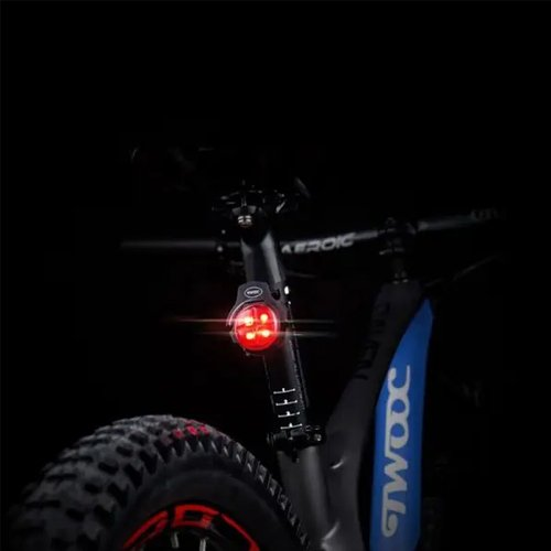 Intelligent Induction Bicycle Taillight