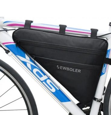 Large Bicycle Triangle Bag