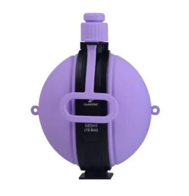 Sports Silicone Water Bottle