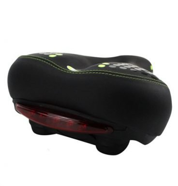 Safety Bike Seat With Taillight