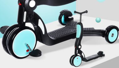 Push Scooter – ideal gift for children